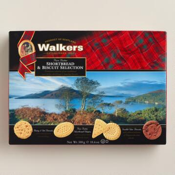 Walkers Scottish Shortbread Cookies